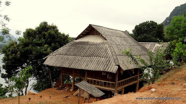 Maison sur pilotis Hòa Bình, Vietnam - Photo An Bui