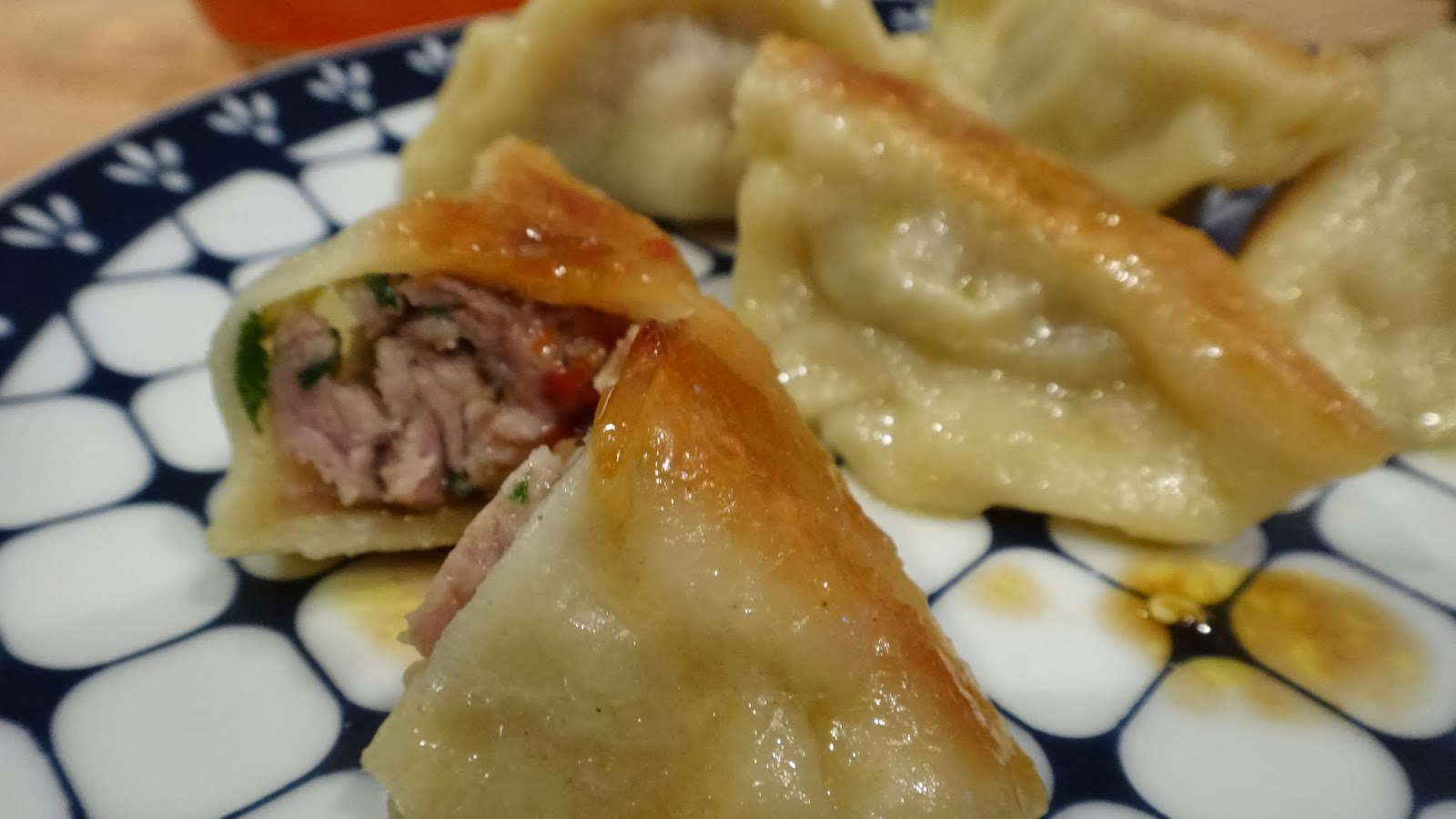 Pork Pot Stickers « I WANT TO COOK THAT