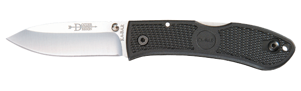 Couteau de randonnée KA-BAR Dozier Folding Hunter