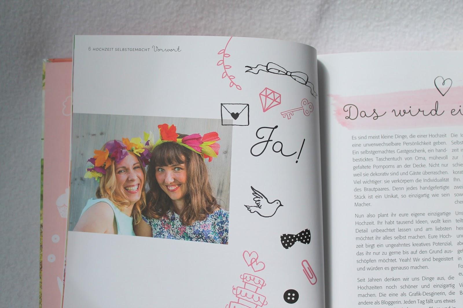 Autorinnen Hochzeit mit Liebe selbstgemacht Julia Romeiss und Nicola Neubauer