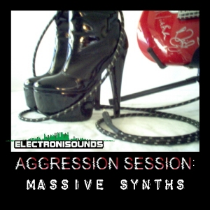 ElectroniSounds - Aggression Session Massive Synths [WAV] screenshot