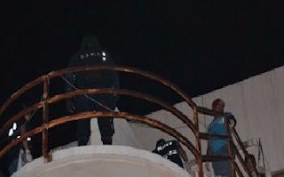 Ejecutan a homesexual, lo desnudaron, torturaron y maniataron en Colinas de Santa Fe en Veracruz