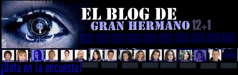 El blog de Gran Hermano 12+1