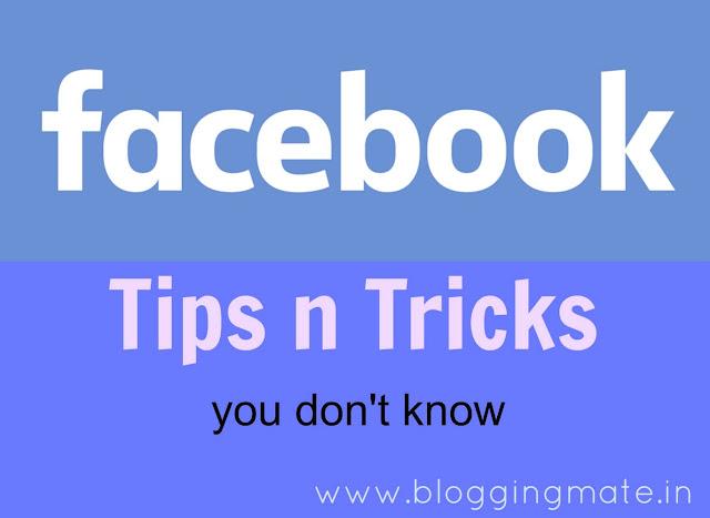 Facebook-tips-n-tricks