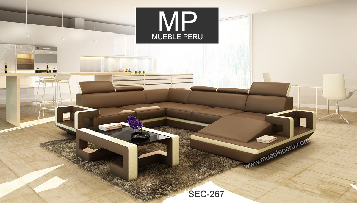 Mueble peru exclusivos y modernos comedores for Comedores modulares