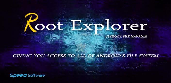 Root Explorer PRO v3.1.8 APK DOWNLOAD