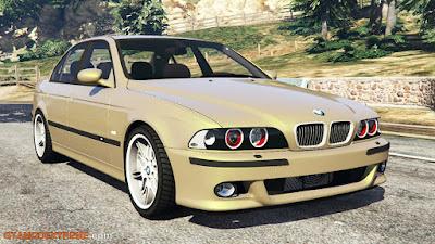 Baixar carro BMW M5 (E39) Para GTA V