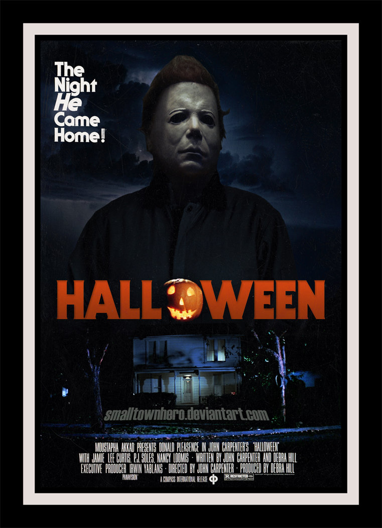 nothing tops carpenter s original classic - Halloween Mondo Poster