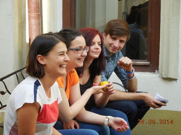Workshop de poveste la Craiova