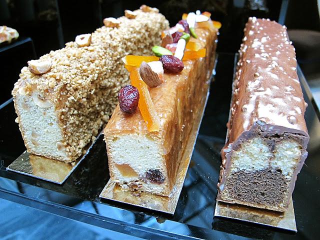 Yann Couvreur, Hôtel Le Burgundy - Salon de thé