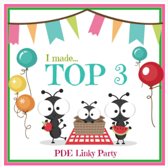 PDE Linky Party Top 3