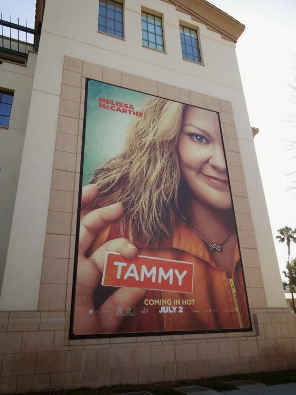 Tammy movie teaser billboard