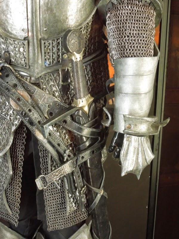 King Stefan armour sword hilt Maleficent