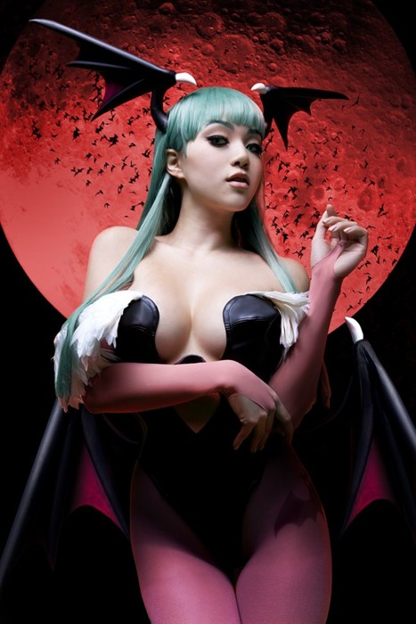 Cosplay: Morrigan Aensland
