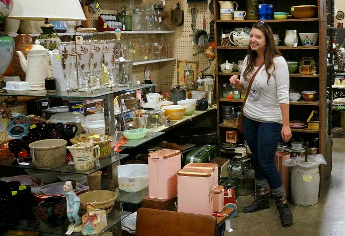 thrifting at relics in springfield missouri be good natured blog