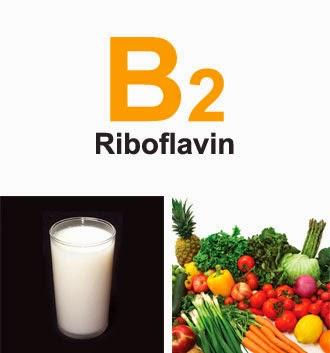 Health Benefits Of Vitamin B2 ( Riboflavin )