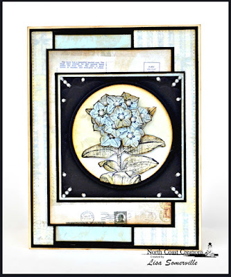 North Coast Creations Stamp sets: Floral Sentiments 7, Our Daily Bread Designs Custom Dies: Matting Circles, Circle Ornaments, Layered Lacey Squares