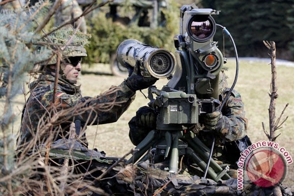 Ratusan prajurit Jerman akan ikuti pelatihan di Lithuania