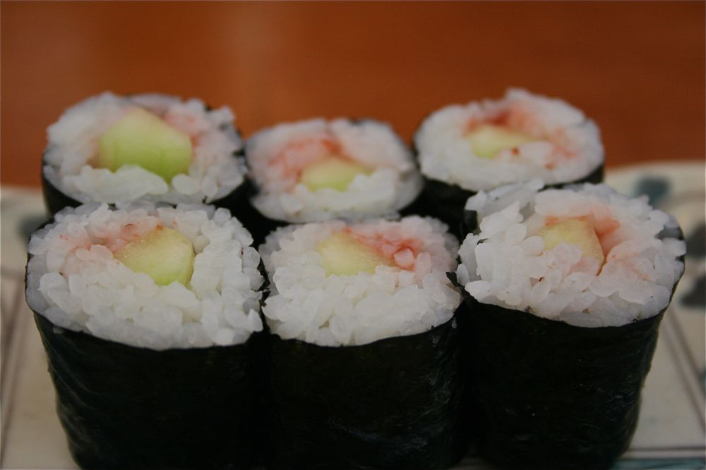 Exceptional April Food Excursion: Confessions Of A Sushi Virgin