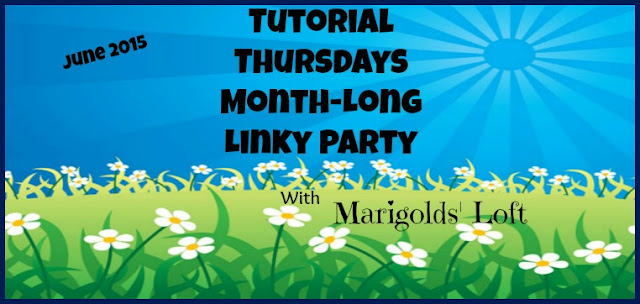 tutorial thurdsays linky party