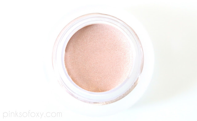 100% Pure Bahamas Eyeshadow Review