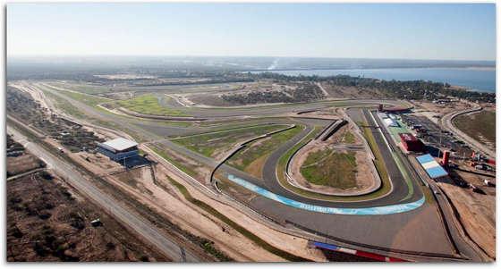 Termas De Rio Hondo Untuk Balapan MotoGP 2014