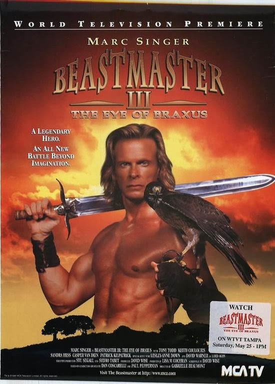 The Beastmaster 3: The Eye of Braxus 1996