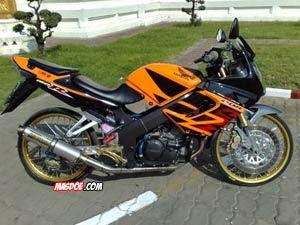 berikut ini informasi nya tentang Modifikasi Motor Honda Cb150r Velg