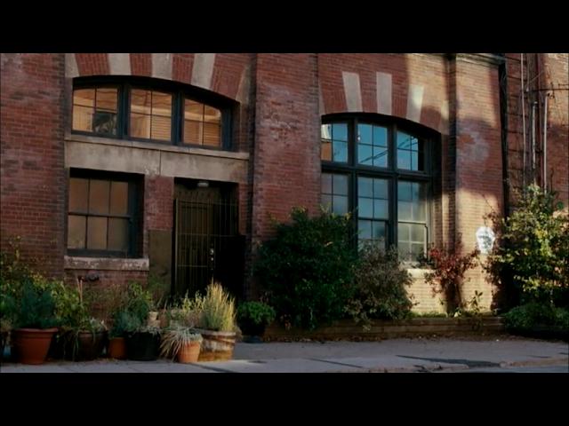 entrada do loft - casa de Paige e Leo - filme Para Sempre 2012