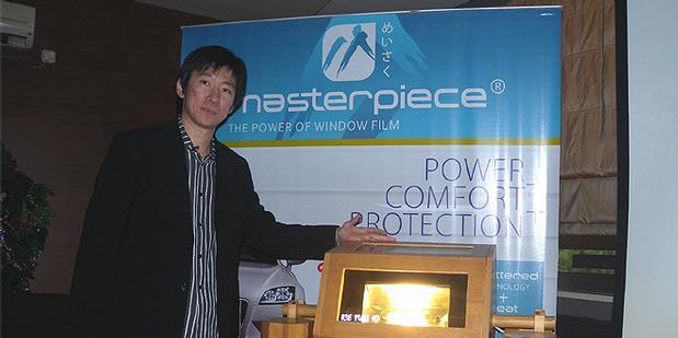 Hasilnya, Renzu Mint paling top menolak panas dibandingkan merek lain ...