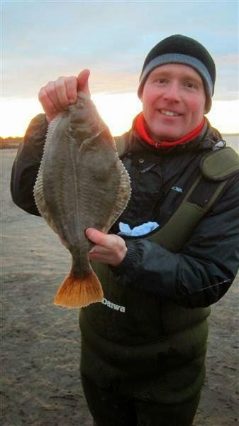 Flounder 2lb 2 oz