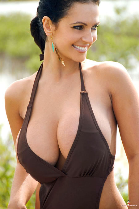 Hottest breasts in america