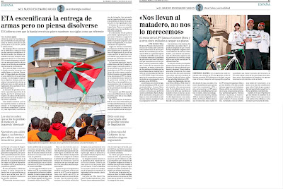 Vaya sinvergüenza el Pere Navarro, decir que ahora se ha dado cuenta que Mas pretende la Independencia