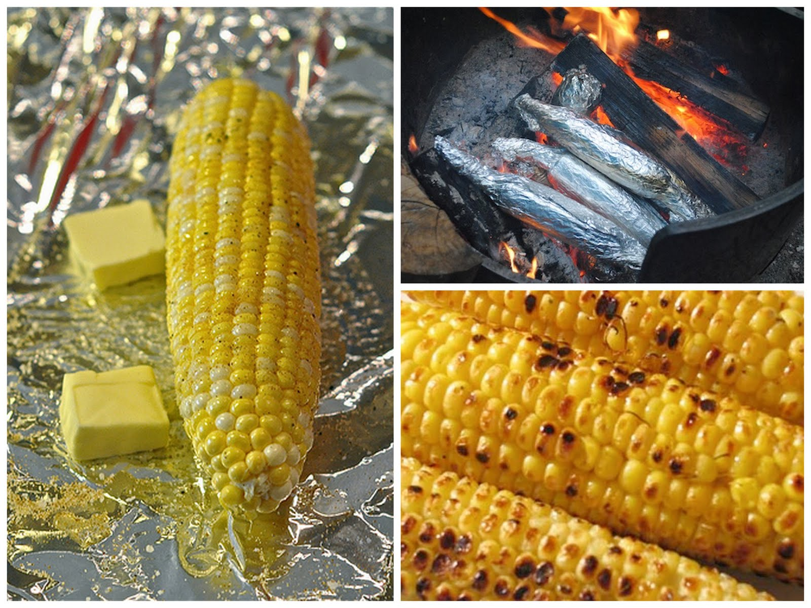 ... roasted corn salsa roasted corn with cilantro butter corn on the cob