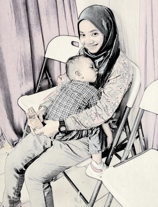 Mama and Rahagi
