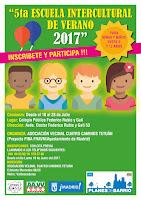 5ta Escuela Intercultural de Verano 2017