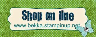 Buy Stampin' Up! on line at www.bekka.stampinup.net