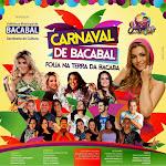 PROGRAMACAO - Carnaval em Bacabal-MA