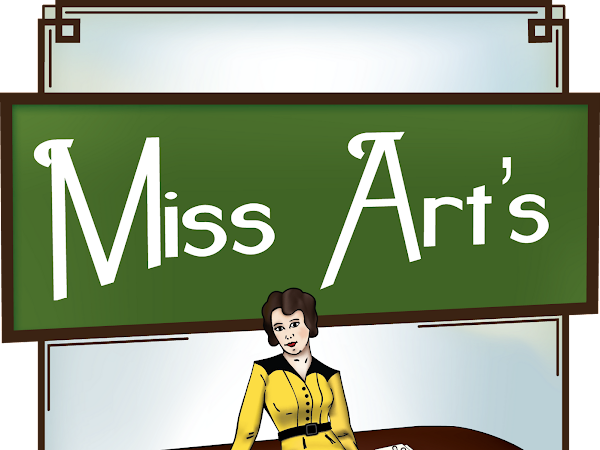 Miss Art's Papercrafting School