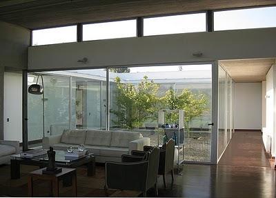 Ecminteriorismo patios interiores for Casas con patio interior