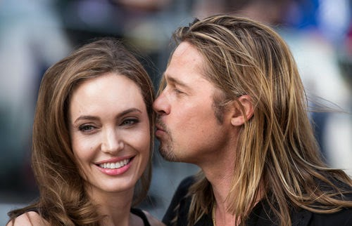 """""""Nice differently"""": So Angelina Jolie takes her marriage"""