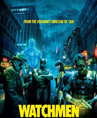 Poster Of Watchmen (2009) Full Movie Hindi Dubbed Free Download Watch Online At worldfree4u.com