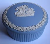 Wedgwood Blue Jasper #1