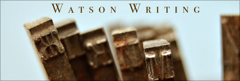 Penny Watson Author