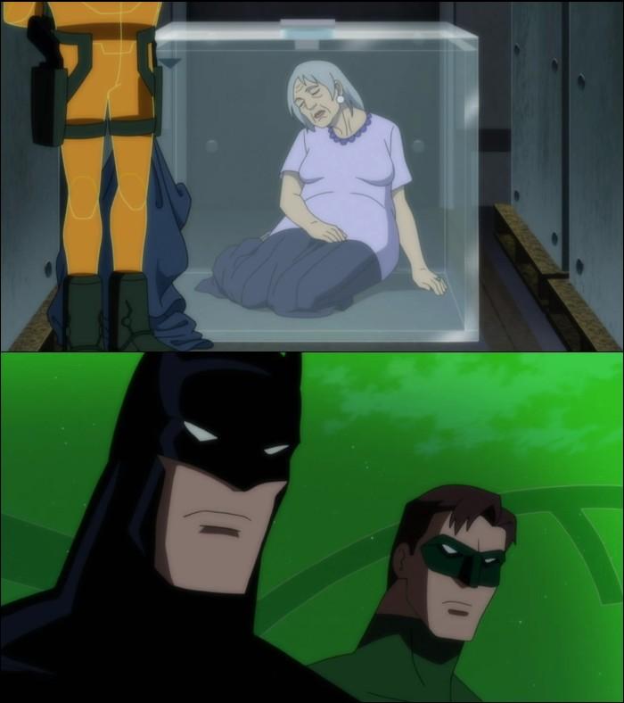 Imagen 1 Liga de la Justicia: Perdición pelicula HD 720p latino