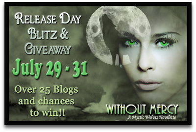 Without Mercy Release Giveaway Blitz