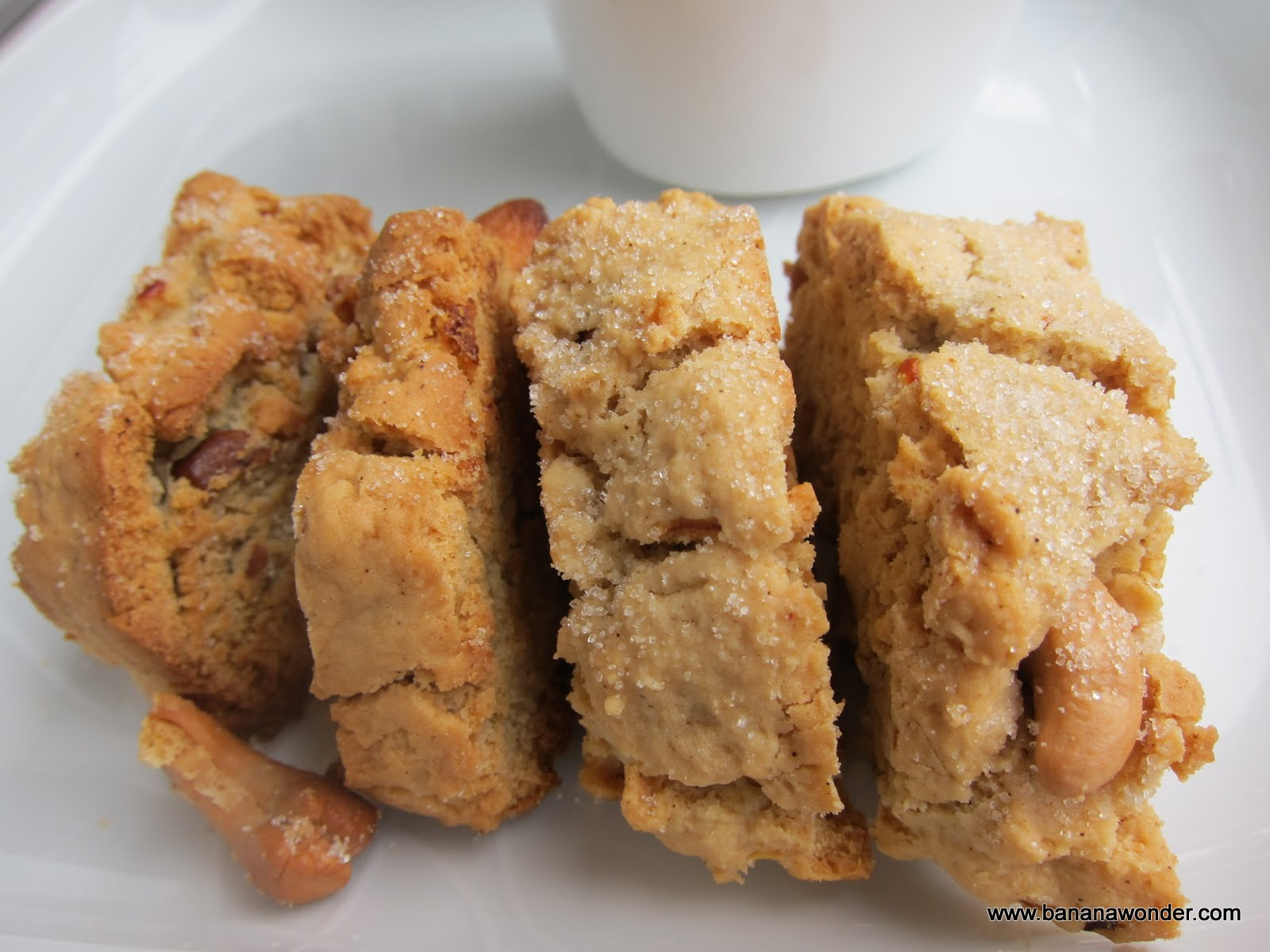 Cashew Orange Biscotti Recipe — Dishmaps