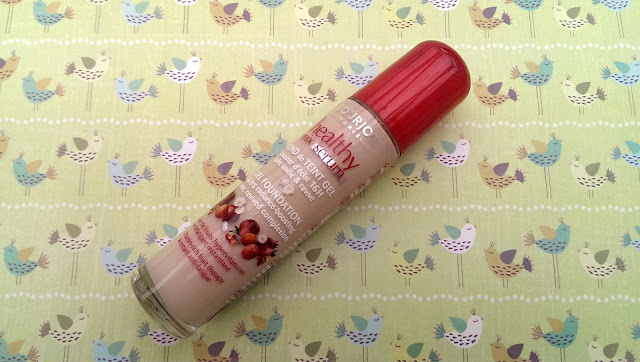 A photo of the Bourjois healthy mix serum