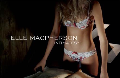 elle macpherson intimates: