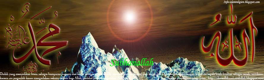 Welcome To The Zone Of Islam (Gratis Download Sholawat, Sejarah Islam)